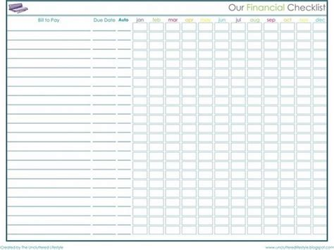 Bill Spreadsheet by Bill Tracker Spreadsheet Pictures To Pin On
