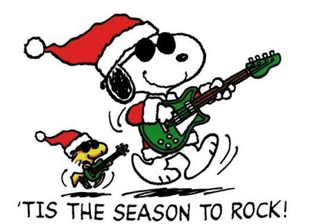 Gitar Rock You S 327 Snoopy happy holidays from words magazine