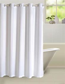 solid polyester bathroom waterproof drape panel shower