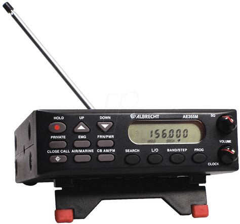 mobile radio scanner albrecht ae355m radio receiver mobile scanner at