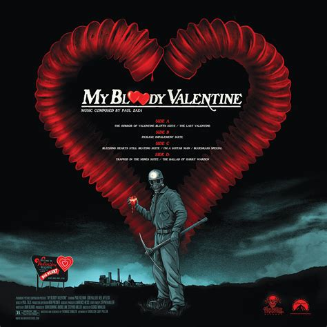 all my bloody valentines my bloody 1981 original score light in the