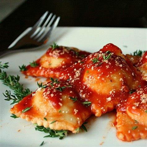 Handmade Ravioli Recipe - ravioli source