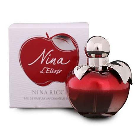 Parfum Wanita Ricci L Elixir 80ml Edp parfum l elixir ricci eau de parfum yve