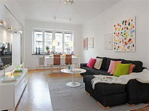 Apartment Livingroom by Apartment Colorful Small Apartment Living Room Ideas