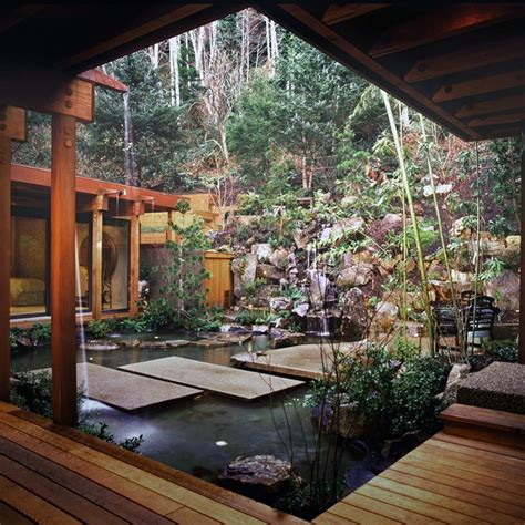Unique Backyard Ideas 15 Unique Garden Water Features Landscaping Ideas And Hardscape Design Hgtv