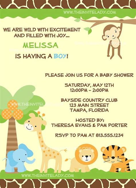 free printable zoo invitation free printable zoo themed baby shower invites il 570xn