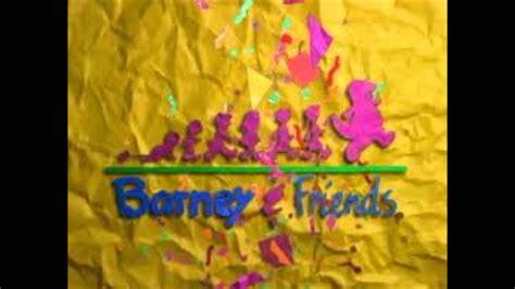 barney random theme song