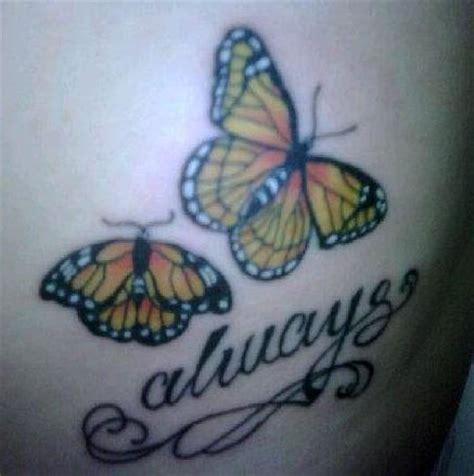 butterfly memorial tattoo butterfly memorial by glorifieddoorbell on deviantart