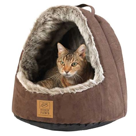 kitten beds house of paws cat beds sale free uk delivery petplanet