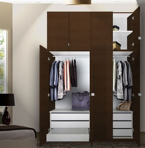 alta wardrobe closet package  drawer wardrobe extra tall contempo space