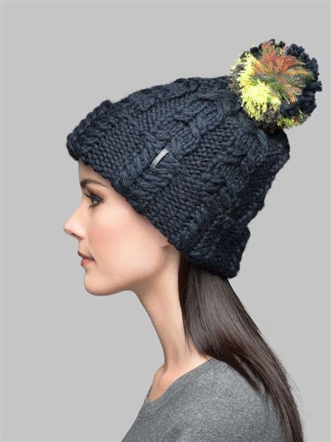 how to knit toque nobis knit cuffed toque knitting needle crafts