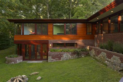 Design A Floorplan by A Renovated Usonian Gem Shows Off Modern Organic