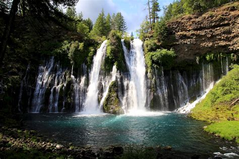 Top Mba In Northern California by Mcarthur Burney Falls A Mesmerizing Waterfall In Northern