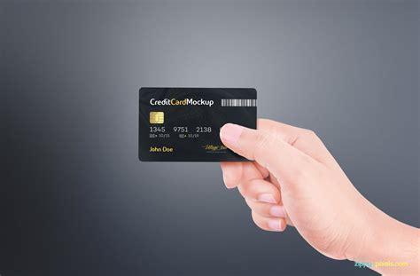 make a free credit card free credit card mockup zippypixels