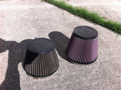 clean rubber sts sts v oem air filter bruce s 2008 cadillac sts v