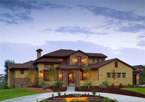 Tuscan Style Bedroom tuscan roof house plans and styles house design and office