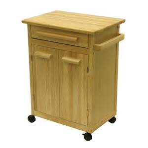 Kitchen Island Cart Canada by Winsome Wood 82027 Cabinet Kitchen Cart Lowe S Canada