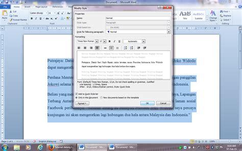 artikel format teks projek dah siap tajuk 29 cara mudah mengubah format