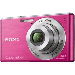 sony cyber shot w530 : test complet appareil photo