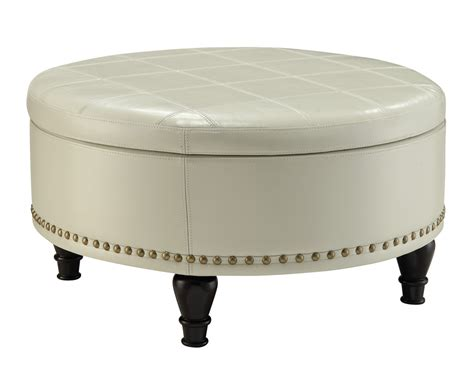 round ottoman with wheels cube ottomans with storage and cocktail ottomans home