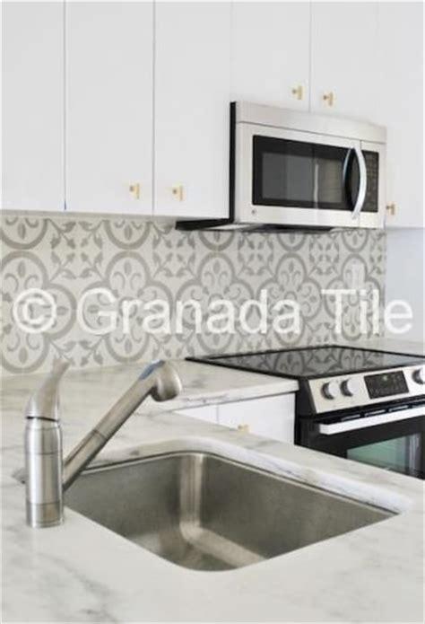 cement tile backsplash 17 best ideas about concrete tiles on bathroom