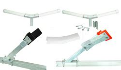 aluminum boat trailer guide posts boat trailer guide on kits and posts in aluminum and