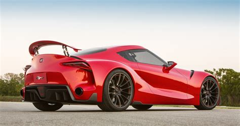 Bmw Toyota Supra The New Toyota Supra Could Be Manufactured By The Bmw Z5
