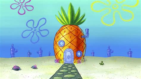 pineapple house image spongebob pineapple house season 9 png the parody wiki fandom powered by wikia