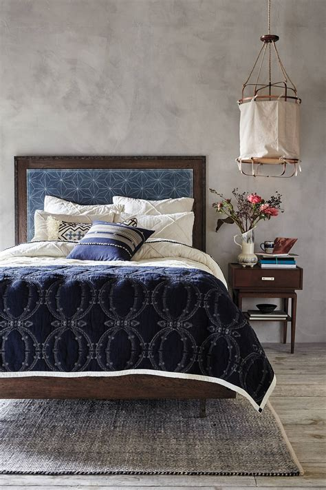 anthropologie bed design an elegant bedroom in 5 easy steps