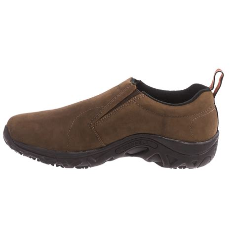 slippers for work merrell jungle moc pro grip work shoes for save 69