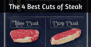 4 best cuts of steak how to use them
