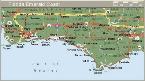 florida emerald coast map custom property search for the emerald coast of florida