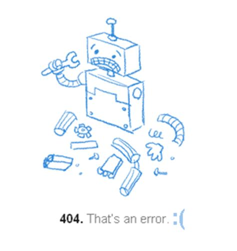 page not found error 404 web design professionals microinteractions small scope big impact information