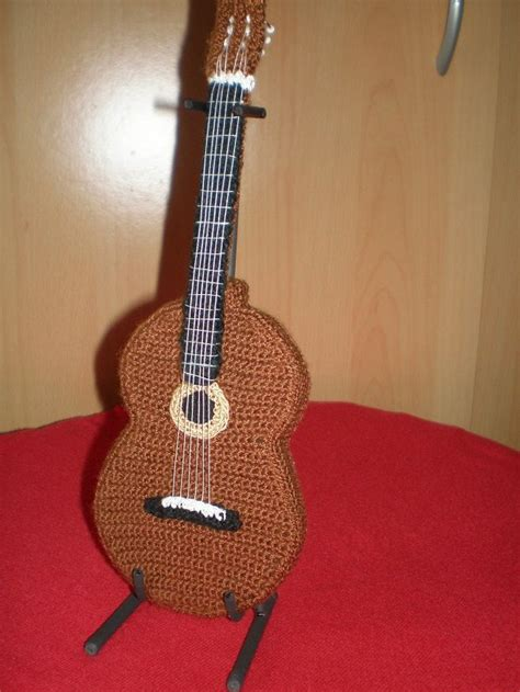 amigurumi guitar pattern 97 best crochet games and instruments images on
