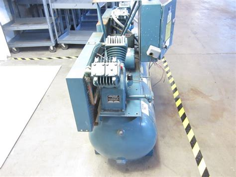 curtis climate systems industrial air compressor property room