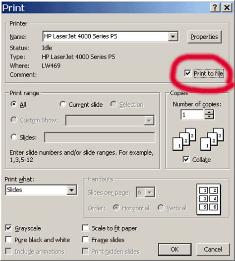 eps format for printing exporting eps from powerpoint