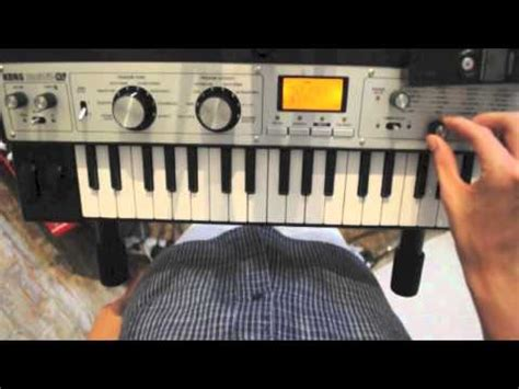 microkorg xl tutorial español techno fan piano tutorial microkorg xl original sound