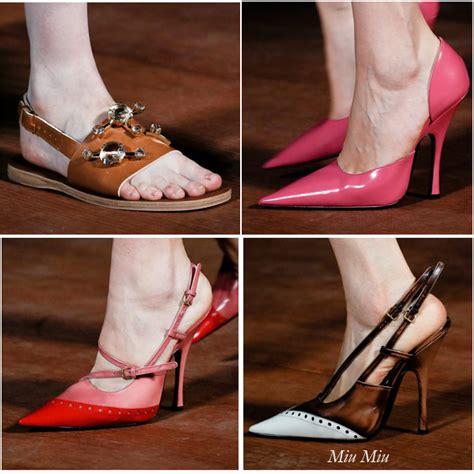 Shoes Miu Miu D6003 Semprem miu miu d 233 collet 233 primavera estate 2013 la promenade