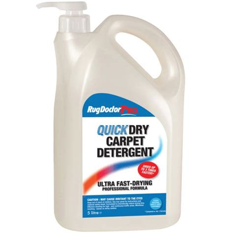 rug doctor drying time rug doctor carpet detergent 5l a d supplies