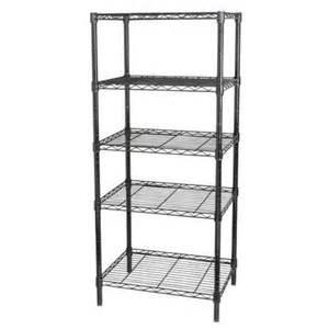 wire shelves walmart wire shelving unit black 32v405 walmart