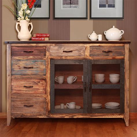 international furniture direct antique ifdbuffet mc multicolor buffet drawers dunk bright furniture servers