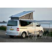 VW California Camper Has Everything Even The Kitchen Sink