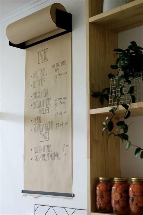 An Die Wand Schreiben by 1001 Ideen F 252 R Wandgestaltung K 252 Che Zum Entlehnen