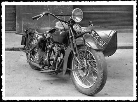 Motorradbekleidung 50er Jahre by Austrian Indian Riders Geschichte