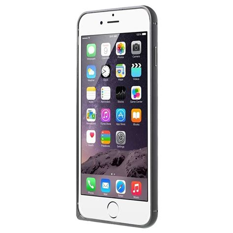 Mei Iphone 6 Plus iphone 6 plus mei aluminium bumper silver