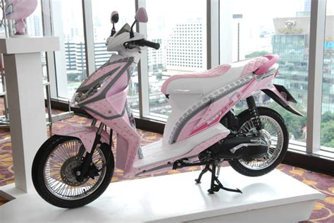 Fuel Honda Vario Dan Beat photos modification honda matic beat 2012