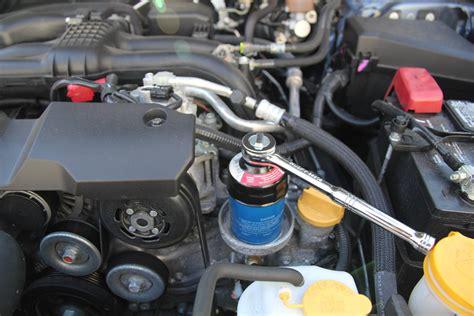 Diy Gen 4 Fb 2 5l Oil Amp Filter Change Subaru Outback