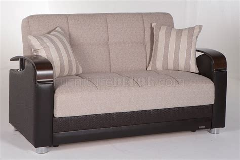 luna sofa bed luna yakut beige sofa bed by sunset w options