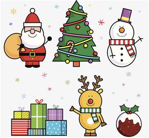 imagenes de navidad animados patrones de dibujos animados de navidad navidad santa