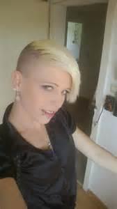 Galerry undercut hairstyle beckham